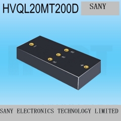 The three-phase high voltage rectifier bridge HVQL20MT200D high voltage 2A20KV high voltage three-phase rectifier bridge