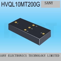The three-phase high voltage rectifier bridge HVQL10MT200G rectifier 1A20KV high voltage high voltage three-phase bridge rectifi