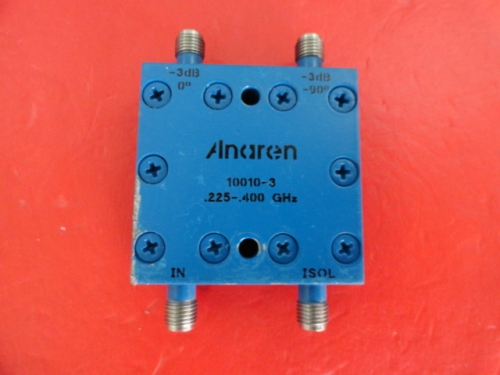 Supply bridge 10010-3 0.225-0.4GHz 3dB SMA ANAREN