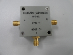 ZFM-11 1-1200MHZ SMA RF microwave directional coupler Mini-Circuits