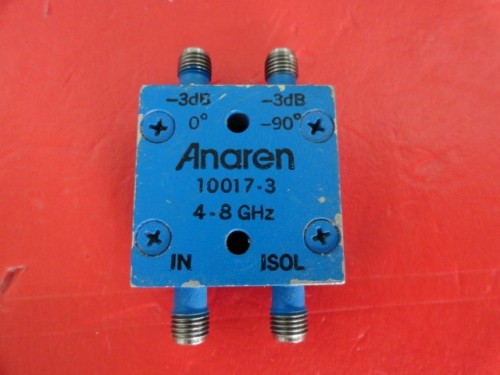 Supply bridge 10017-3 4-8GHz Coup:3dB SMA ANAREN