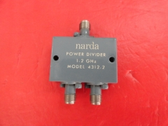 Supply Narda one point two power divider 1-2GHz SMA 4312-2