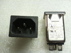 Taiwan Delta / 15GENG3E-R/250V15A power supply filter