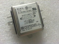 Mexico CORCOM/5VK1L power filter 250VAC/5A/50--60HZ... 120VAC