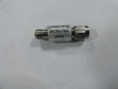 Supply 4772-2 Narda coaxial fixed attenuator 2dB SMA DC-6GHZ