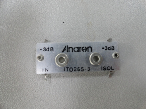ITO265-3 ANAREN RF microwave 90 degree 3dB Bridge