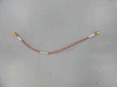 R474449-01 DC-18GHZ SMA one SMA male RF test cable 35CM