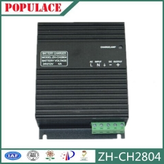 Automatic identification of generator battery storage battery charger intelligent charger CH2804 4A 12V24V