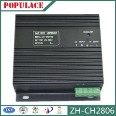 - generator for automatic float 12V/24V intelligent charger battery charger CH2806 6A
