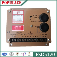 The supply of - generator GAC ESD5120 electronic governor controller for electric palette