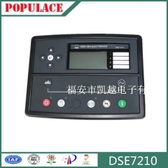 Deep sea controller DSE7210 - generator controller automatic start control module generator fittings