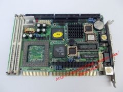 Beijing   586 and a half long industrial motherboard LMB-586 T65550 display chip