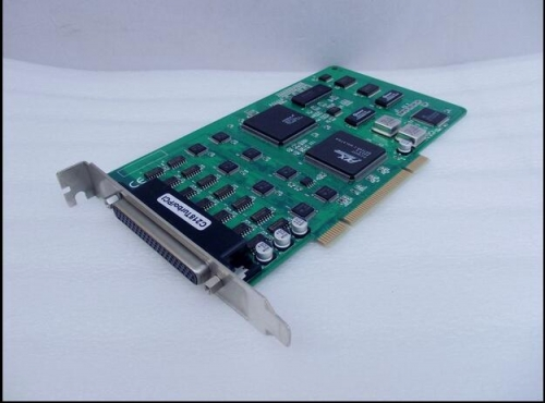 Genuine MOXA C218Turbo/PCI intelligent RS-232 universal PCI 8 port serial card