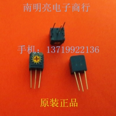 Copal potentiometer CT-6X104 CT-6X100K imported from Japan, potentiometer direct resistance