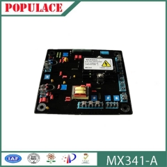 Standford generator, electronic automatic voltage regulator, regulator, generator, AVR, MX341-2 regulator board
