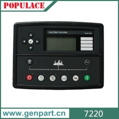 DSE7220 deep-sea controller, generator automatic start panel control module, 7220 generator parts