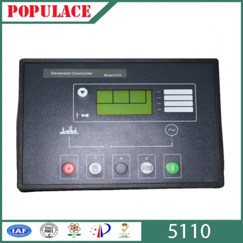 Automatic controller of - generator set, DSE5110 deep sea control module, automatic control panel