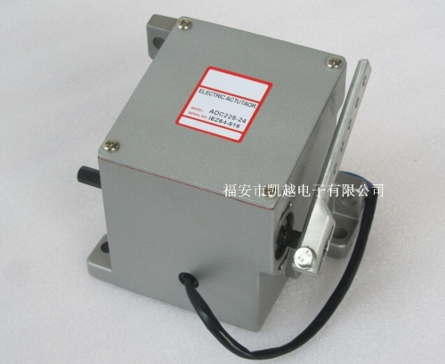 ADC120-12V, ADC120-24V, generator, throttle actuator