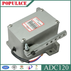 ADC120 electronic actuator, - generator actuator, electrically controlled actuator, external GAC, 12V/24V