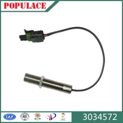 Cummins - generator speed sensor 3034572 magnetoelectric rotary speed probe 80MM M18
