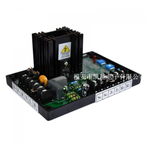 Brushless generator, AVR regulator, GAVR-8A,  voltage regulator