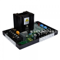 Brushless generator, AVR regulator, GAVR-12A,  voltage regulator