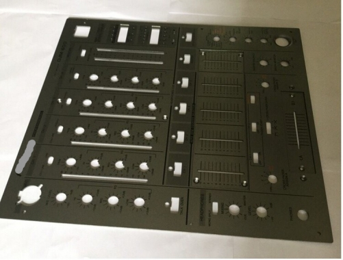 ]The original DJM 600 panel mixer iron black panel new original DJM600