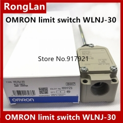 OMRON new original genuine travel 2 loop limit switch WLNJ-30