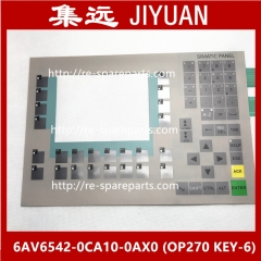 SIEMENS 6AV6542-0CA10-0AX0 (OP270 KEY-6) button panel