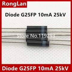 [electronic] high voltage high voltage diode G25FP GERT G25FP 10mA 25kV high voltage silicon stack