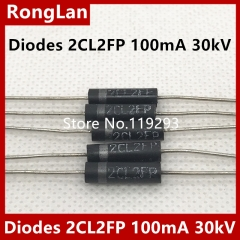 high voltage high voltage diodes 2CL2FP 100mA 30kV high voltage silicon stack-