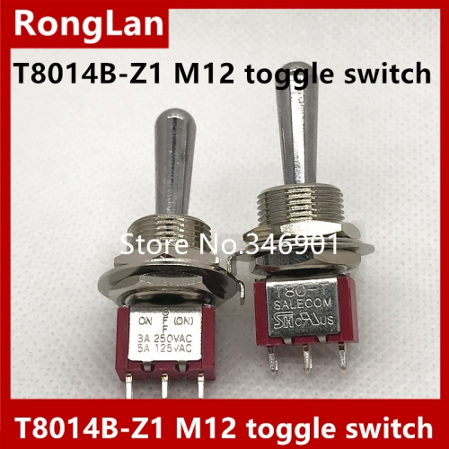 T8014B-Z1 single three third trigger reset M12 bulk single toggle switch T80-T Taiwan