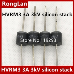 high voltage high voltage diodes HVRM3 high voltage silicon stack 3A 3kV frequency
