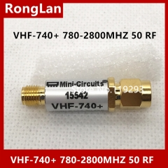 VHF-740+ 780-2800MHZ Mini-Circuits 50 RF high pass filter SMA