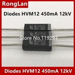 [electronic] HVM12 high voltage HVM12 450mA 12kV  diode Gutt high-voltage silicon stack 12kV frequency 450mA