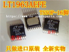LT1963AEFE#PBF 1963AEFE LDO Regulator Pos 1.21V to 20V 1.5A Automotive 16-Pin TSSOP EP Tube