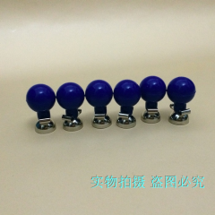 Dual-purpose copper suction cup for adult suction ball chest electrode suction ball with electrocardiograph suction ball