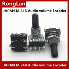Japanese M Audio Volume 24B Encoder Handle Length 23MMF