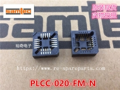 Samtec PLCC-020-FM-N  PLCC-068-FM-A  PLCC-044-F-N 127 mm Surface Mount Dip and Chip Carrier Socket