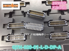 Samtec QTH-020-01-L-D-DP-A  CONN HEADER 40POS 0.5MM SMT