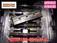 QTH-120-06-F-D-A SAMTEC   Board to Board & Mezzanine Connectors 0.50 mm Q Strip High-Speed Ground Plane