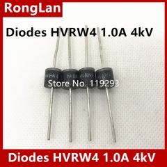 high voltage high voltage diodes HVRW4 high frequency high voltage silicon stack 1.0A 4kV