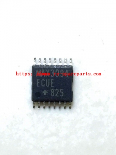 MAX3094ECUE  MAXIM  MAX3094 Series 10 Mbps 7 V Surface Mount RS 485 Receiver - TSSOP-16