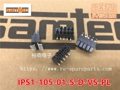 "Samtec IPS1-105-01-S-D-VS-PL Power to the Board .100"" Mini Mate Isolated Power Connector Socket Strip"