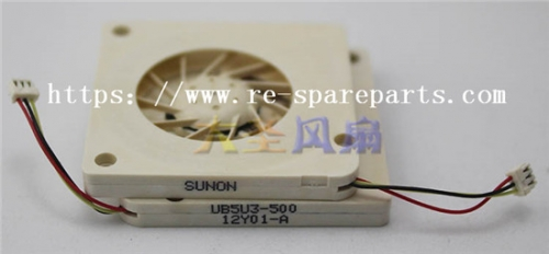 UB5U3-500  UB5U3-700 SUNON   FAN BLOWER 30X3MM VAPO 5VDC WIRE