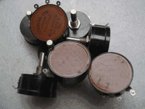 Origional Product the United Kingdom colvern Not Tin 25K 25000 Origional Product Nut Potentiometer