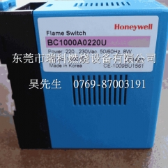 BC1000A0220U Honeywell Honeywell Flame Amplifier   Combustion Controller