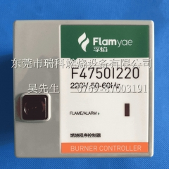 F4750I220 Combustion Controller   Completely Replace Yamatake Discontinued R4750B   One-year Warranty