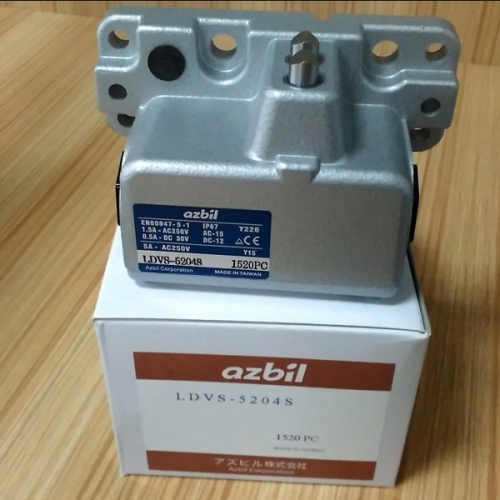 azbil  Yamatake limit switch Combination Switch LDVS-5204S LDVS-5304S LDVS-5404S LDVS-5214S LDVS-5314S LDVS-5414S