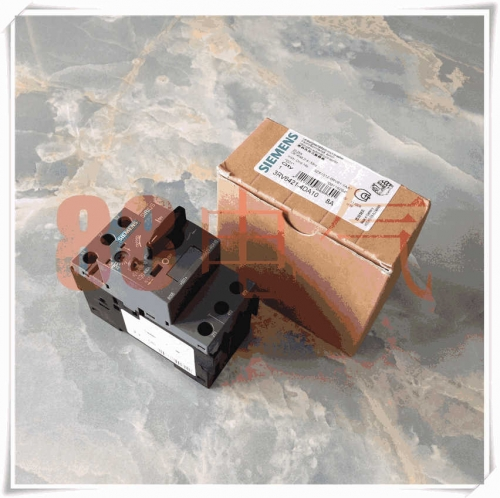 German Original Series  Siemens  Part No.: 3rv6421-4da10 (Made in Germany)